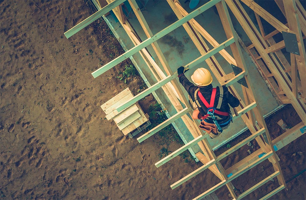 Construction-Worker-on Site